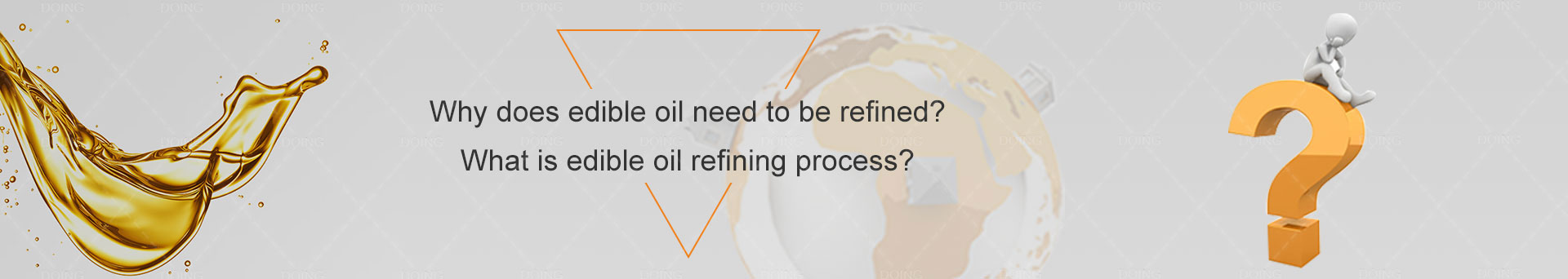 edible oil refining method, technology