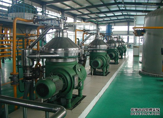 Introduction of automatic cooking oil refinery machine