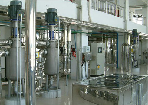 400tpd vegetable oil refining plant