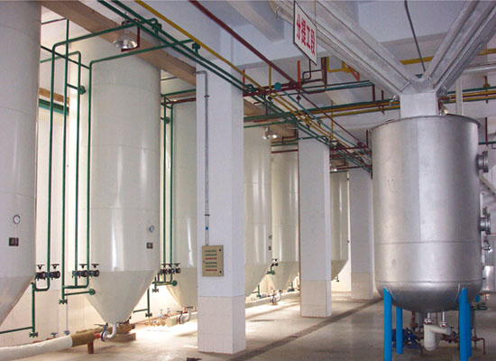 Small scale oil refining plants