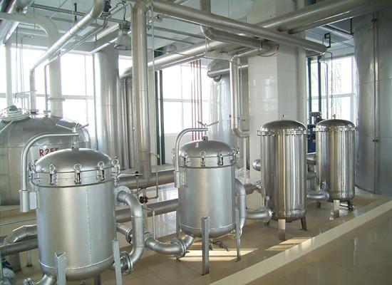 Cottonseed oil refining process machinery