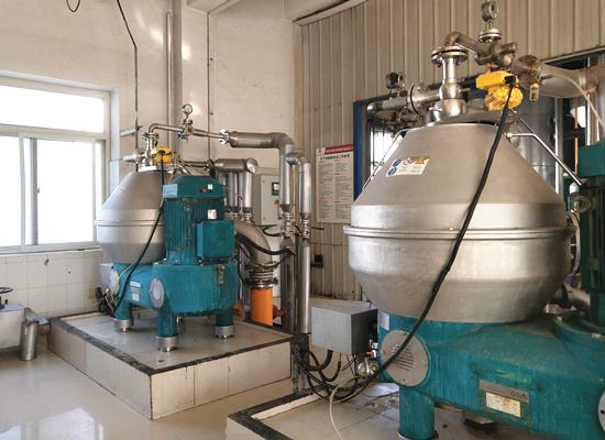 800tpd fully continuous soybean oil refining machine running video