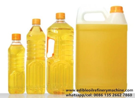 How to classify the grades of edible oil? Which grade of edible oil can I get after refining process?