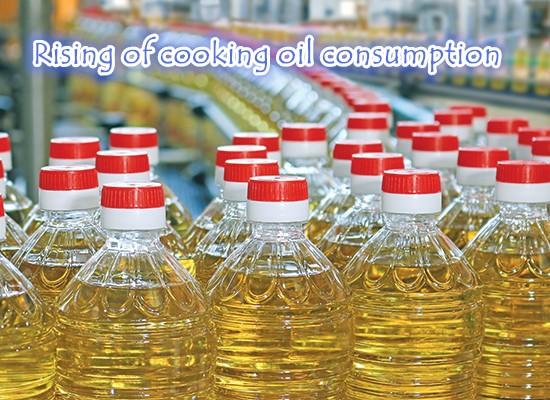 Global edible oil market trends:Rising consumption of edible oil