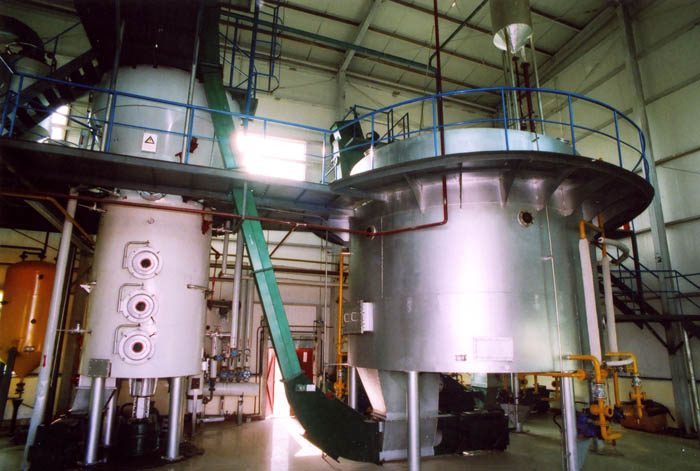 Ukraine sunflower seed oil extraction factory