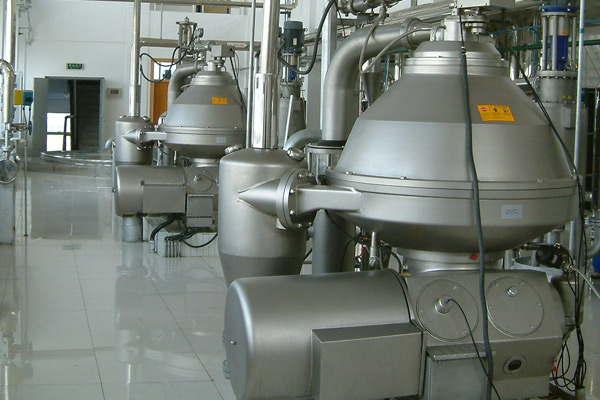 Continuous Cooking Oil Refinery