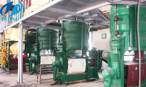 sesame oil equipment