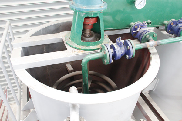 deacidification pot of palm kernel oil refining machine