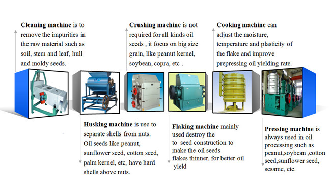 Castor Oil Processing and Castor Oil Press