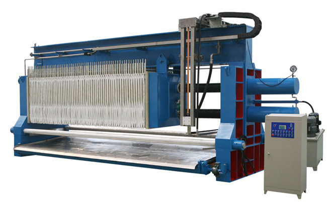 castor oil filtration machine
