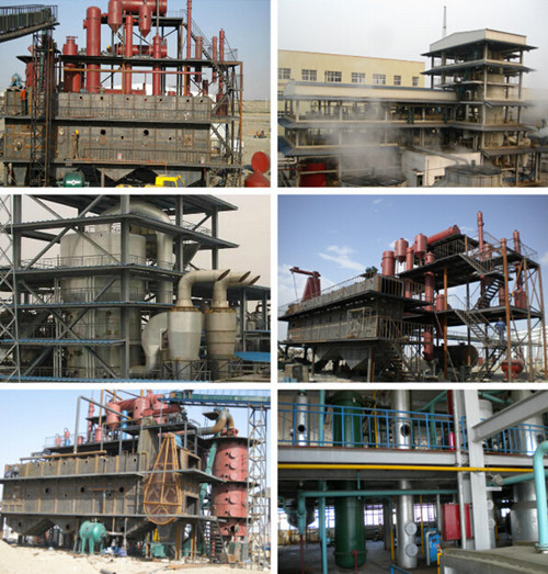 Solvent extraction project plant