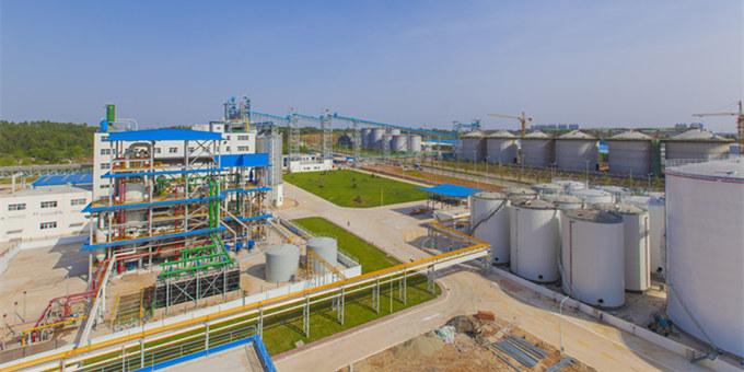 crude oil refining process machinery